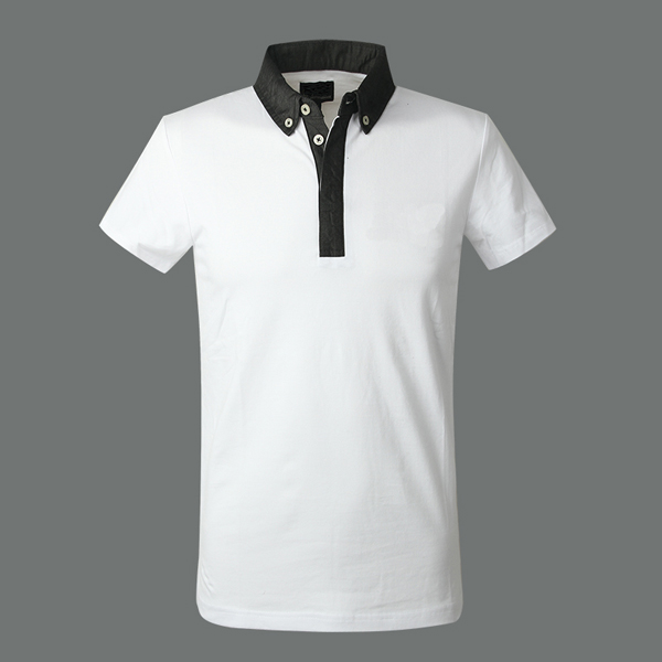 Blank polo white plain polo t shirts organic cotton for American apparel plain t shirts bulk