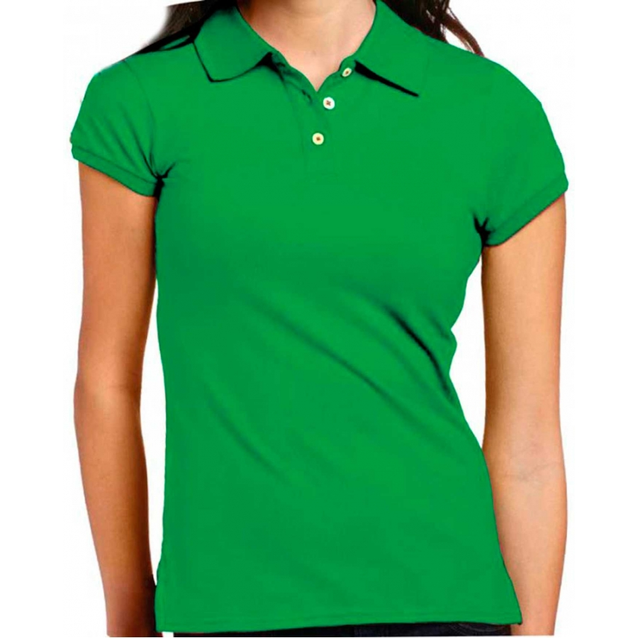 Polo shirt for women maqbool exports for Woman s polo shirts